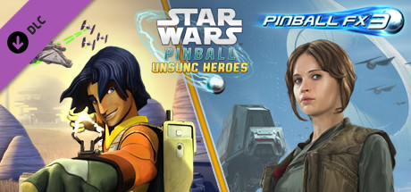 Pinball FX3 - Star Wars™ Pinball: Unsung Heroes on Steam
