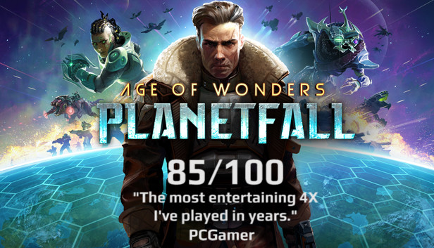 Image result for age of wonders planetfall