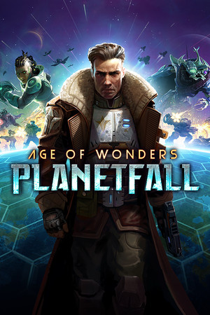 Age of Wonders: Planetfall poster image on Steam Backlog