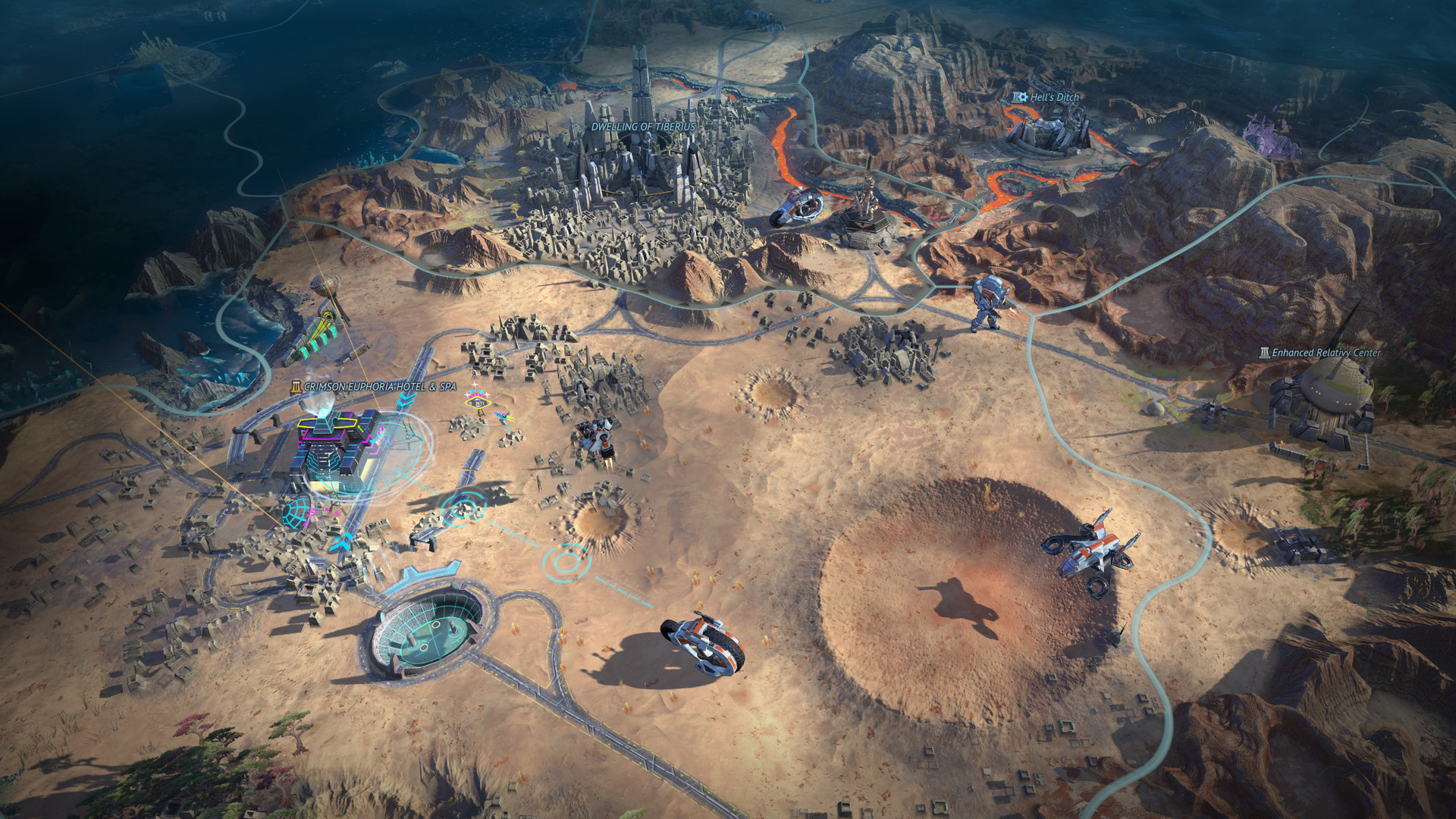 Age of Wonders: Planetfall Torrent Download