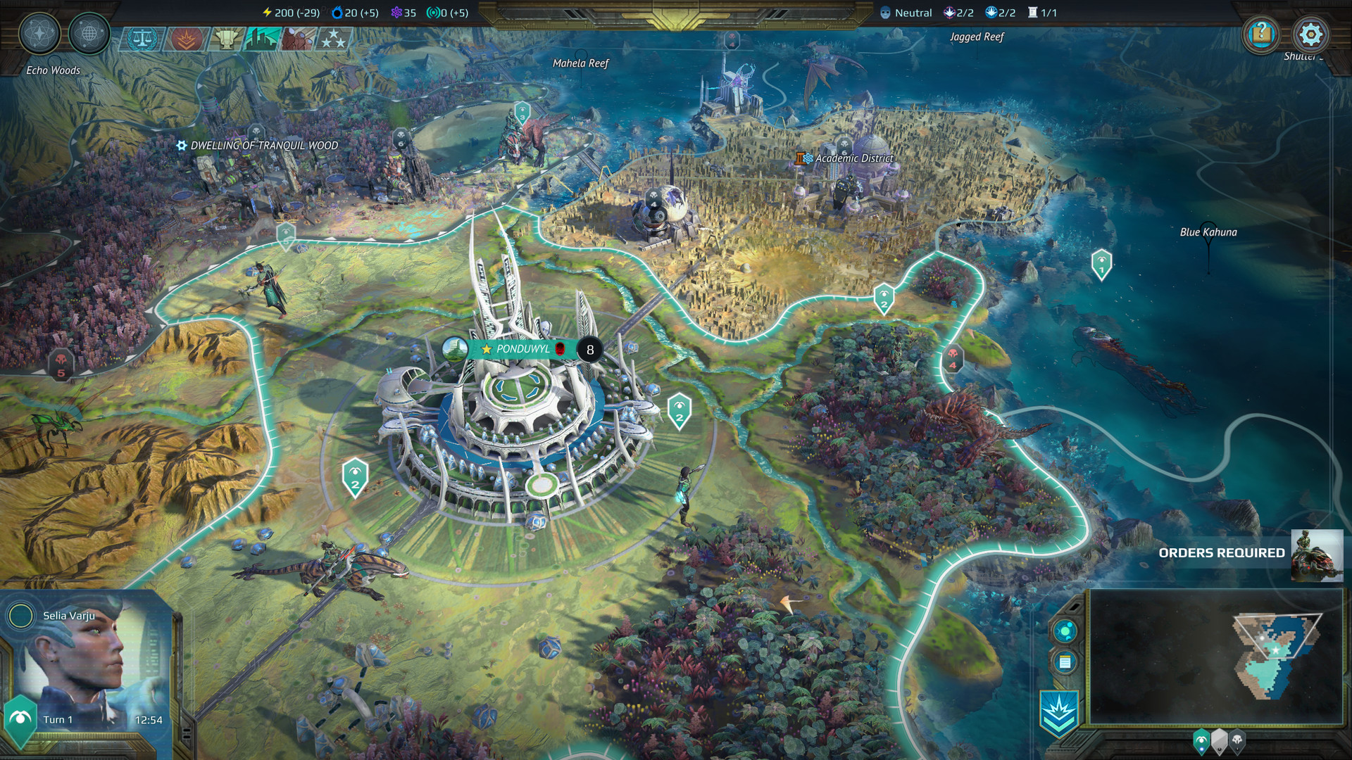 Age of Wonders: Planetfall [RePack] [2019|Rus|Eng|Multi8]