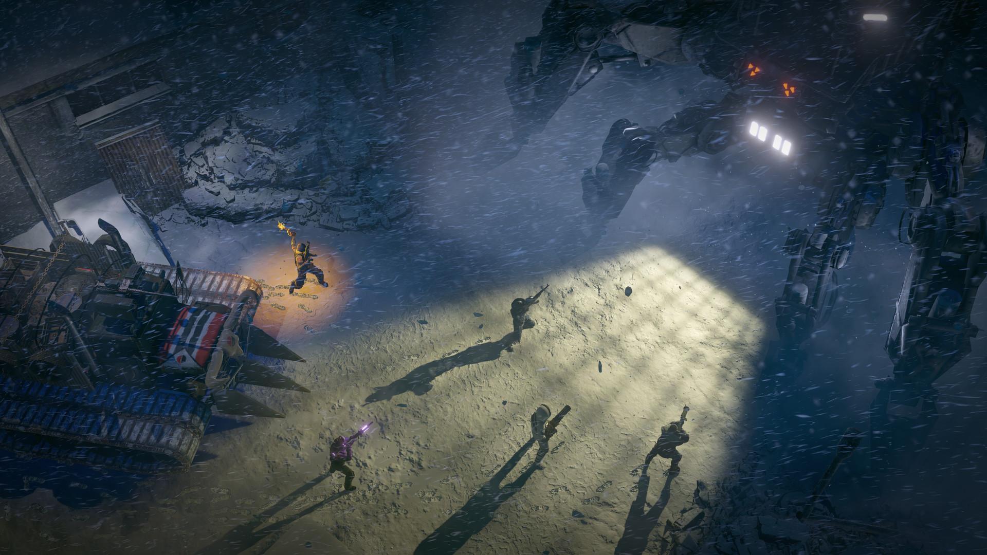 Pre-purchase Wasteland 3 on Steam