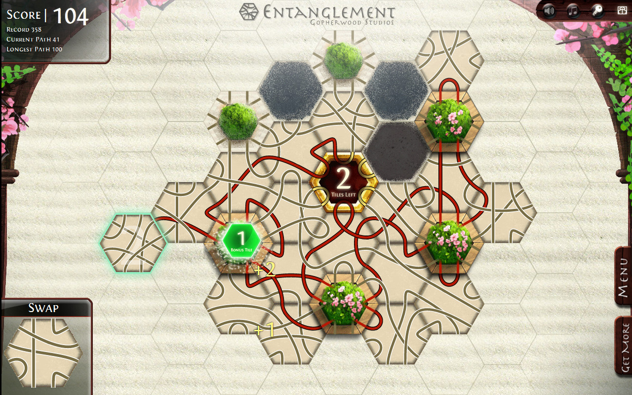 how to play game entanglement
