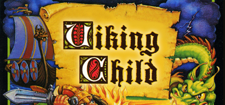 Prophecy I - The Viking Child cover art