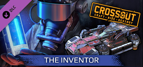 Crossout - The Inventor pack