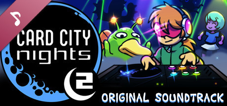 Card City Nights 2 - Soundtrack on Steam