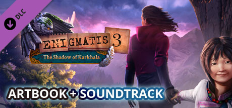 Enigmatis 3: The Shadow of Karkhala - Artbook & Soundtrack