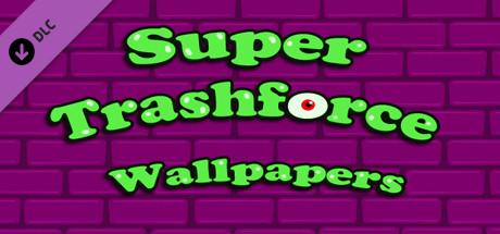 Super Trashforce Artworks