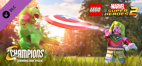 LEGO® Marvel Super Heroes 2 - Champions Character Pack on Steam