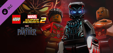 LEGO® Marvel Super Heroes 2 - Marvel's Black Panther Movie Character and  Level Pack on Steam