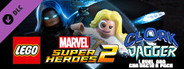 LEGO Marvel Super Heroes 2 - Cloak and Dagger