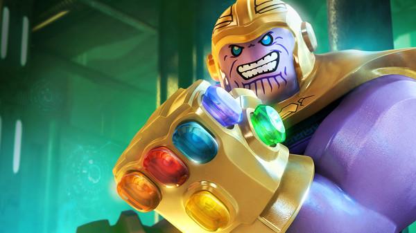 KHAiHOM.com - LEGO® Marvel Super Heroes 2 - Marvel's Avengers: Infinity War Movie Level Pack