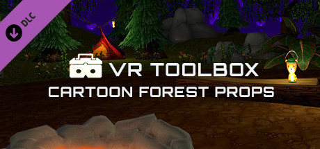 VR Toolbox: Cartoon Forest