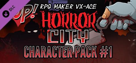 RPG Maker VX Ace - Pop! Horror City Character Pack 1