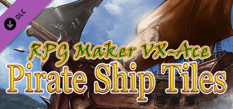 RPG Maker VX Ace - Pirate Ship Tiles