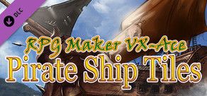 RPG Maker VX Ace - Pirate Ship Tiles