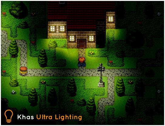 RPG Maker VX Ace - KHAS Ultra Lighting Script Steam Discovery