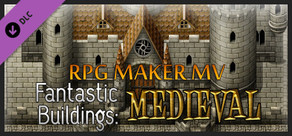 RPG Maker MV - Fantastic Buildings: Medieval