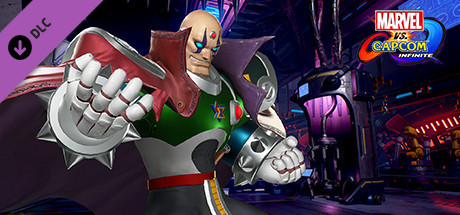 Marvel vs. Capcom: Infinite - Sigma
