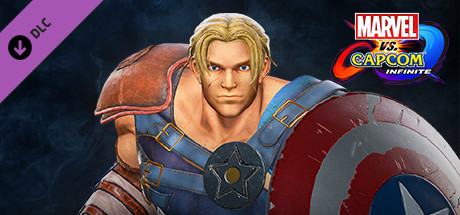 Marvel vs. Capcom: Infinite - Captain America Gladiator Costume