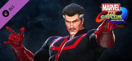 Marvel vs. Capcom: Infinite - Doctor Strange Illuminati Costume