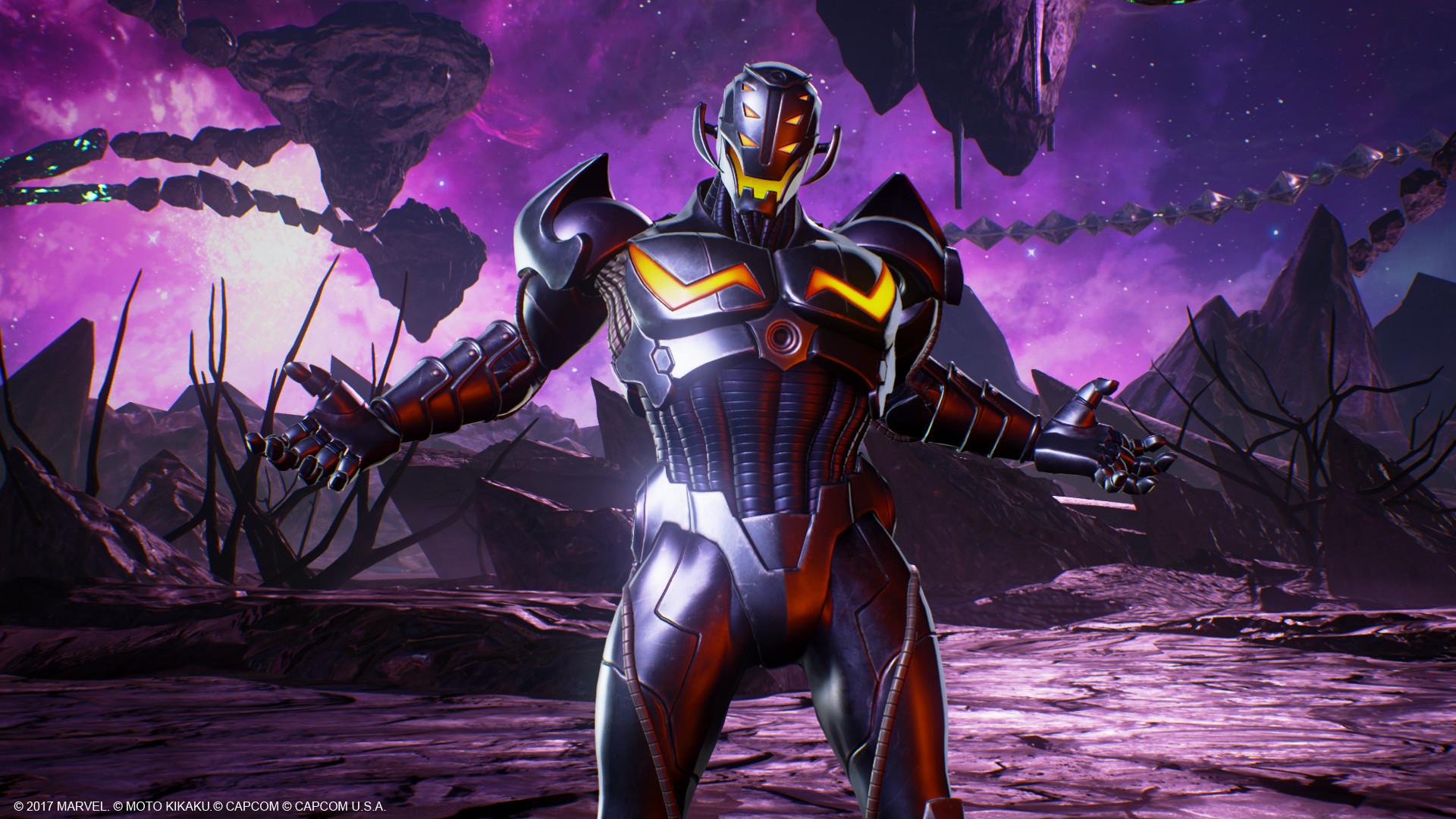 Marvel Vs Capcom Infinite Ultron Conquest Costume On Steam