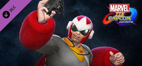 Marvel vs. Capcom: Infinite - Frank West Proto Man Costume