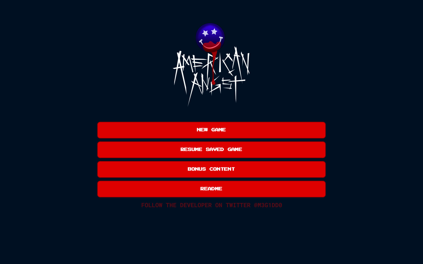 American Angst (Steam Deluxe Edition) - What's On Steam