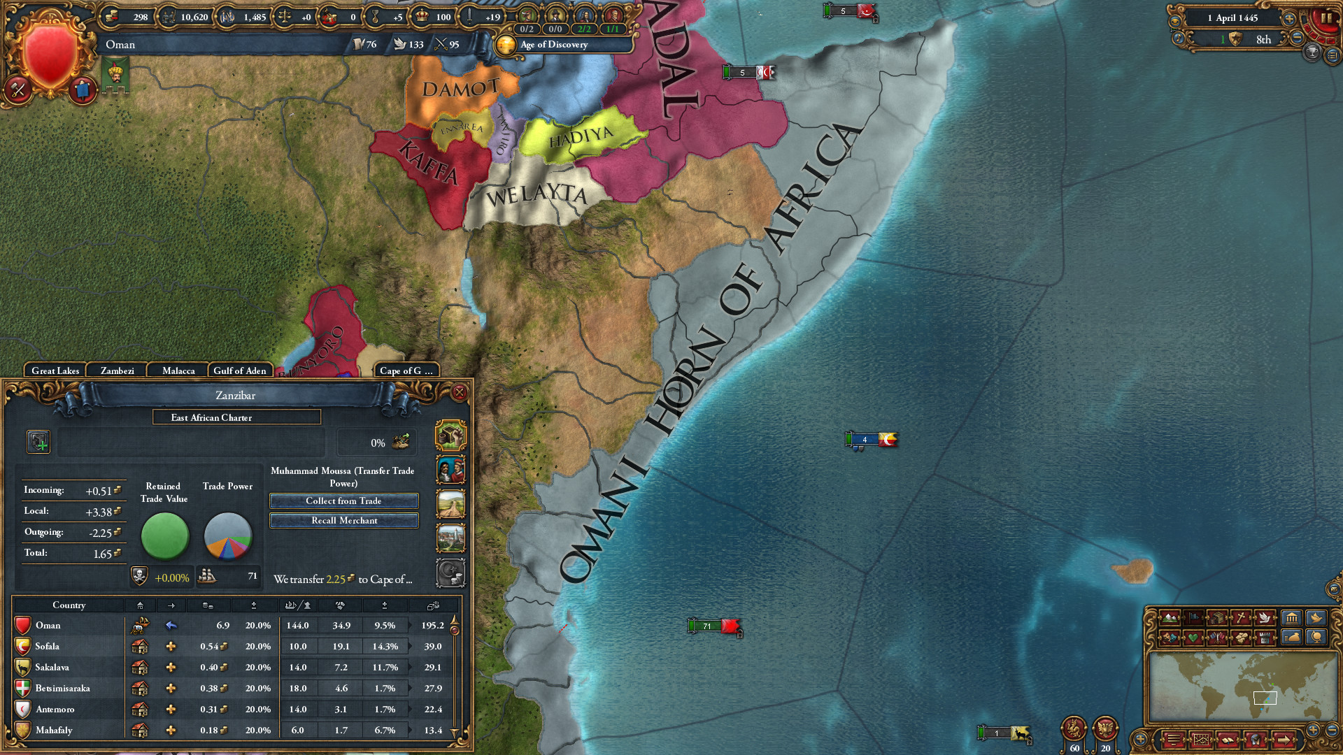 expansion europa universalis iv cradle of civilization on steam