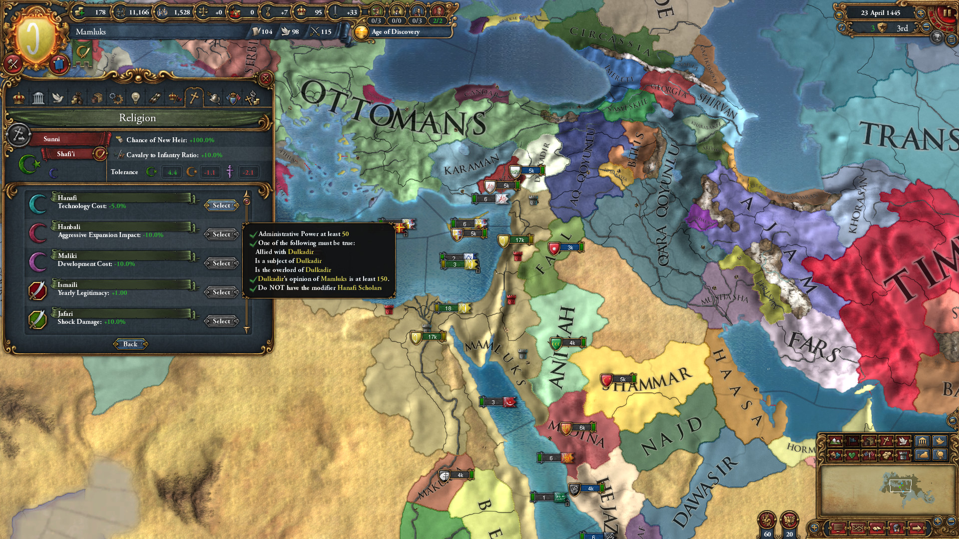 Ingame Editor: Powerful Cheats for Civilization 5