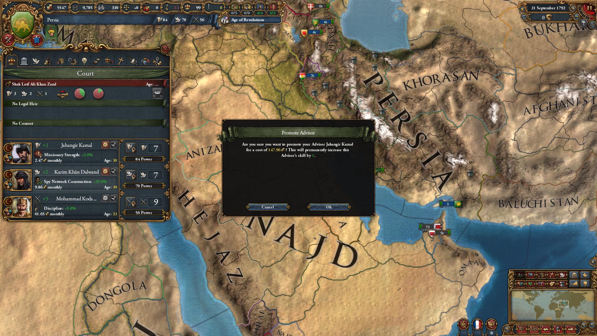 Nya nationer till civilization iii