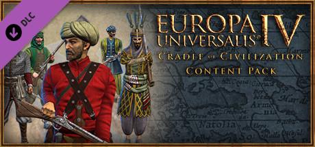 Content Pack - Cradle of Civilization   DLC