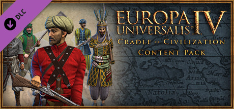 Europa Universalis IV: Cradle of Civilization Content Pack · Content Pack -  Europa Universalis IV: Cradle of Civilization · AppID: 721341
