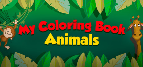 This Entertaining Coloring Book For Children Is Very Exciting And Easy To Use Featuring Cool Pictures Of Animals A Lot Bright Colors Choose From