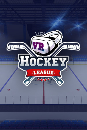 VR Hockey League poster image on Steam Backlog