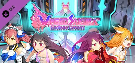 Winged Sakura: Endless Dream - Art Collection