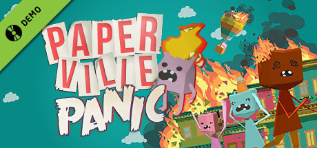 Paperville Panic! Demo
