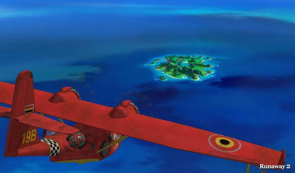Скриншот из Runaway: The Dream of the Turtle