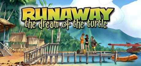 Game Banner Runaway, The Dream of The Turtle
