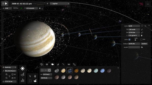 Universe Sandbox Legacy 1