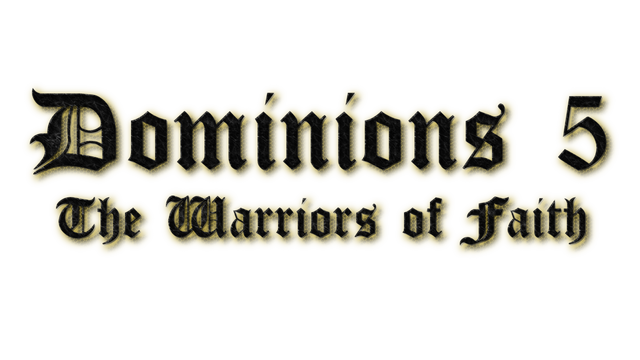 Dominions 5 - Warriors of the Faith - Steam Backlog