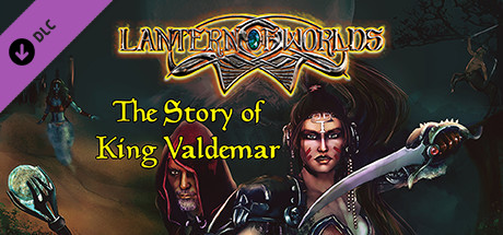 Lantern of Worlds - The Story of King Valdemar