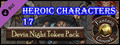Fantasy Grounds - Heroic Characters 17 (Token Pack)-dlc