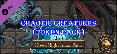 Fantasy Grounds - Chaotic Creatures (Token Pack)