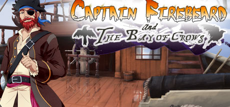 Captain Firebeard and the Bay of Crows cover art