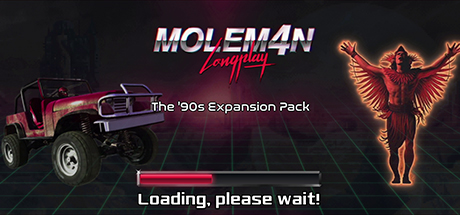 Moleman 4 - Longplay (+ video extras): Moleman 4 - 90s Expansion Pack on Steam