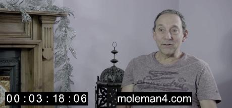 Moleman 4 - Longplay (+ video extras): David Bishop interview on Steam