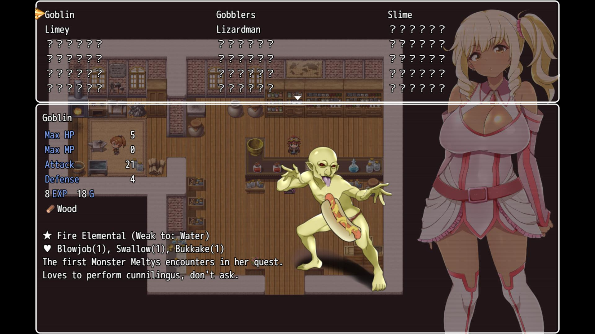 Meltys Quest Screenshot 2