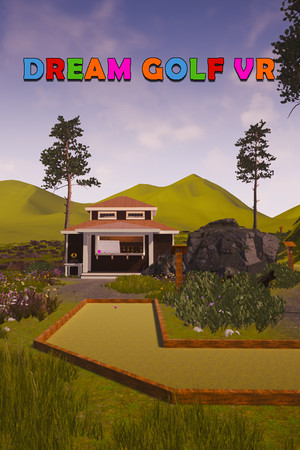 Dream Golf VR poster image on Steam Backlog