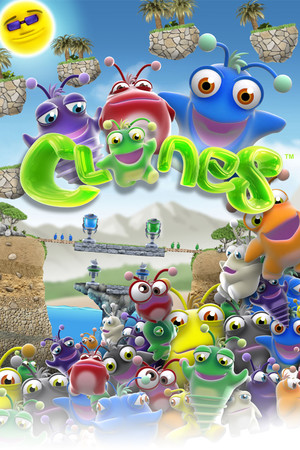 Clones poster image on Steam Backlog